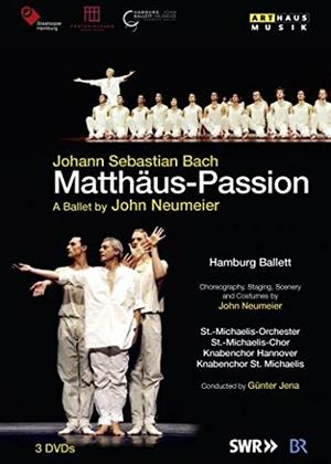 Rent Matthaus-Passion: Hamburg Ballett Online DVD Rental