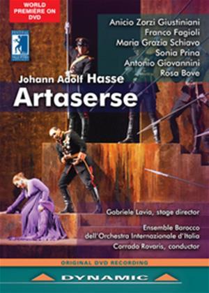 Rent Artaserse: Festival Della Valle D'Itria (Rovaris) Online DVD Rental