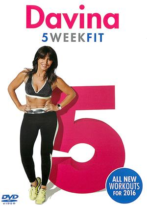 Davina: 5 Week Fit Online DVD Rental