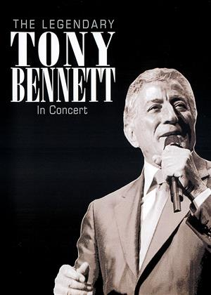 The Legendary Tony Bennett in Concert Online DVD Rental