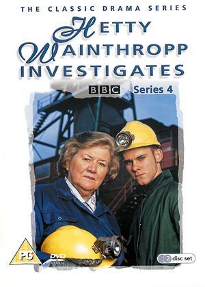 Hetty Wainthropp Investigates: Series 4 Online DVD Rental