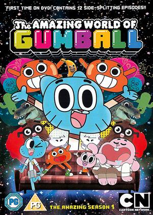 Rent The Amazing World of Gumball: Series 1 Online DVD Rental