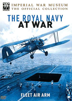 Rent The Royal Navy at War: Fleet Air Arm Online DVD Rental