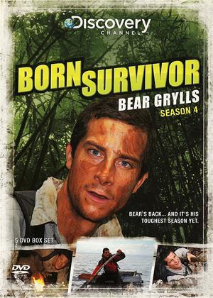 Bear Grylls: Born Survivor: Series 4 Online DVD Rental
