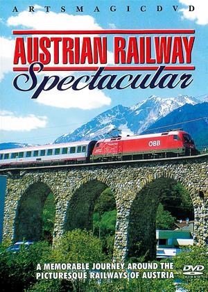 Austrian Railway: Spectacular Online DVD Rental