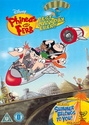 Rent Phineas and Ferb: Best Lazy Day Ever! Online DVD Rental