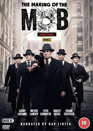 The Making of the Mob: New York Online DVD Rental
