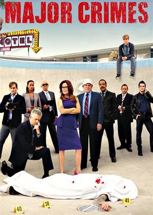 Major Crimes Online DVD Rental