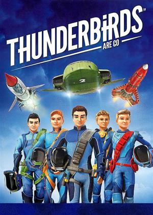 Thunderbirds Are Go Online DVD Rental