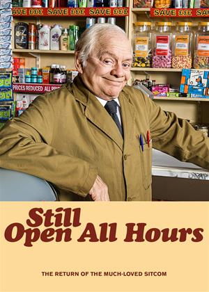Still Open All Hours Online DVD Rental