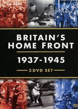 Britain's Home Front: 1937-1945 Online DVD Rental