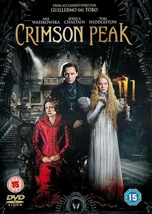 Crimson Peak Online DVD Rental