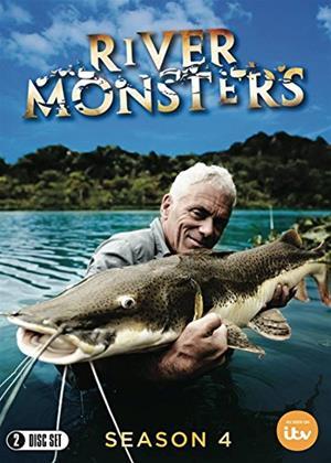 River Monsters: Series 4 Online DVD Rental