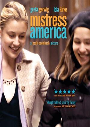 Mistress America Online DVD Rental