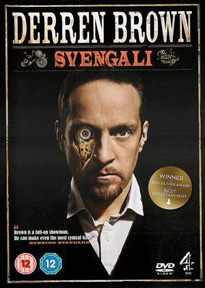 Rent Derren Brown: Svengali Online DVD Rental