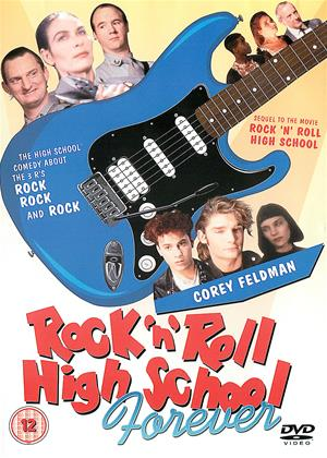 Rent Rock 'n' Roll High School Forever Online DVD Rental