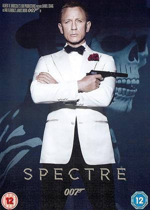Spectre Online DVD Rental