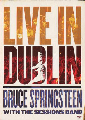 Bruce Springsteen with the Sessions Band: Live in Dublin Online DVD Rental