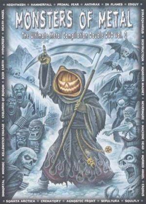 Rent Monsters of Metal: Vol.3 Online DVD Rental