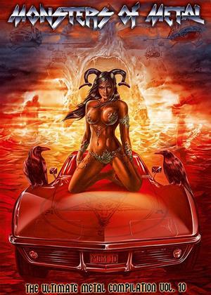 Rent Monsters of Metal: Vol.10 Online DVD Rental