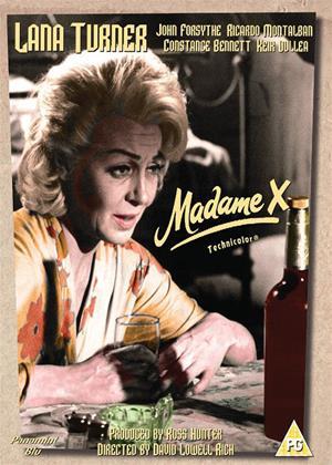Madame X Online DVD Rental