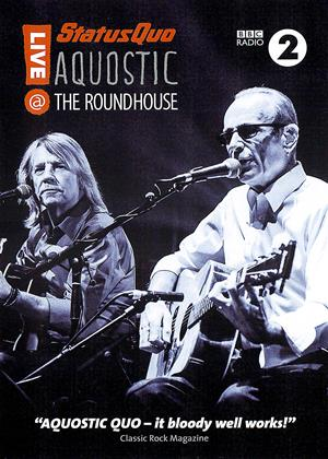 Status Quo: Aqoustic: Live at the Roundhouse Online DVD Rental