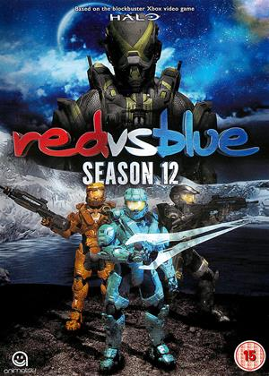 Rent Red vs. Blue: Series 12 Online DVD Rental