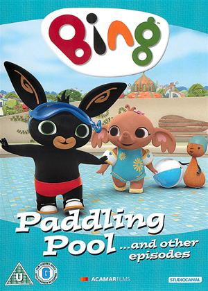 Bing: Paddling Pool and Other Episodes Online DVD Rental