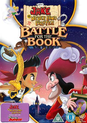 Rent Jake and the Never Land Pirates: Battle for the Book! Online DVD Rental