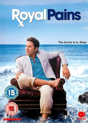 Royal Pains: Series 5 Online DVD Rental
