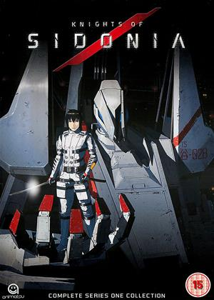 Knights of Sidonia: Series 1 Online DVD Rental