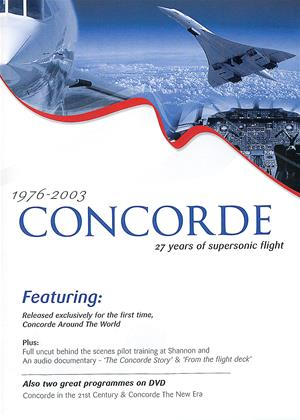 Concorde: 27 Years of Supersonic Flight Online DVD Rental