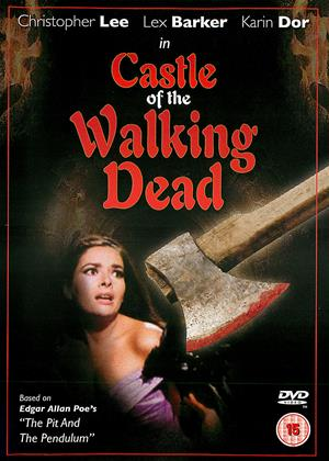 Castle of the Walking Dead Online DVD Rental