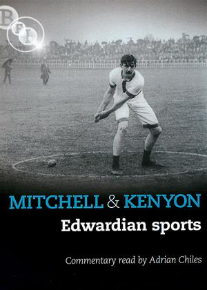 Mitchell and Kenyon: Edwardian Sports Online DVD Rental