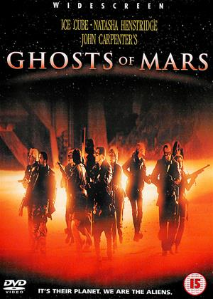 Ghosts of Mars Online DVD Rental