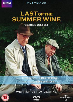 Last of the Summer Wine: Series 23 and 24 Online DVD Rental