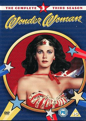 Wonder Woman: Series 3 Online DVD Rental