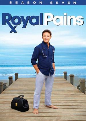 Rent Royal Pains: Series 7 Online DVD Rental