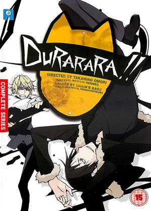 Durarara!!: The Complete Series Online DVD Rental