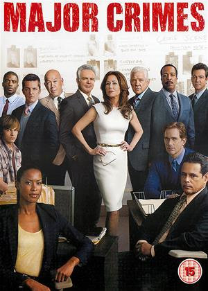 Major Crimes: Series 1 Online DVD Rental