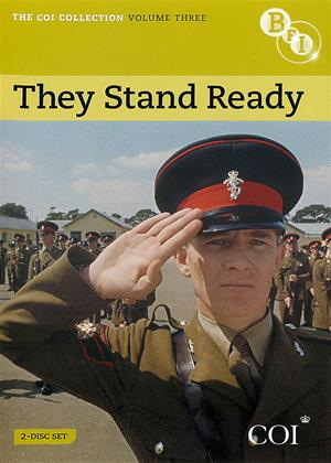 Rent COI Collection: Vol.3: They Stand Ready Online DVD Rental