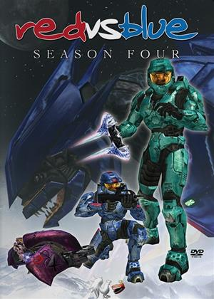 Rent Red vs. Blue: Series 4 Online DVD Rental