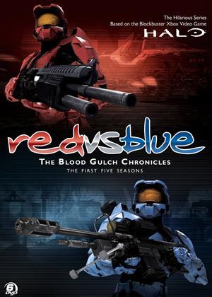 Rent Red vs. Blue: Series 5 Online DVD Rental