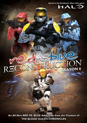 Rent Red vs. Blue: Series 6 Online DVD Rental