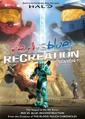 Rent Red vs. Blue: Series 7 Online DVD Rental