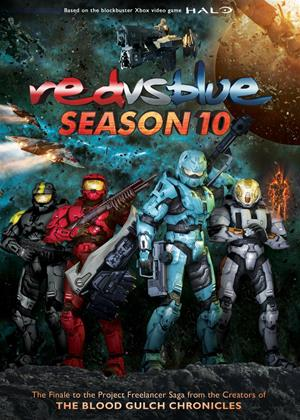Rent Red vs. Blue: Series 10 Online DVD Rental