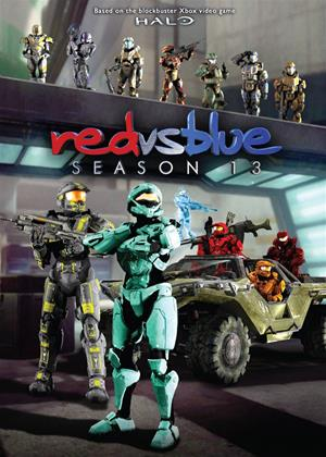 Rent Red vs. Blue: Series 13 Online DVD Rental