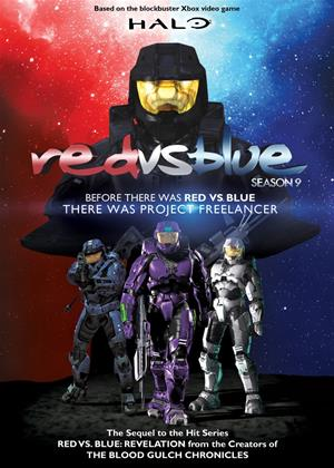 Red vs. Blue: Series 9 Online DVD Rental