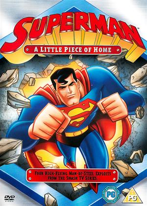 Superman Animated: A Little Piece of Home: Vol.2 Online DVD Rental