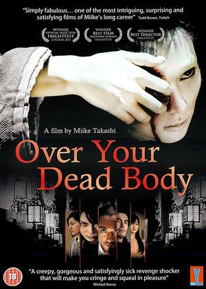 Over Your Dead Body Online DVD Rental
